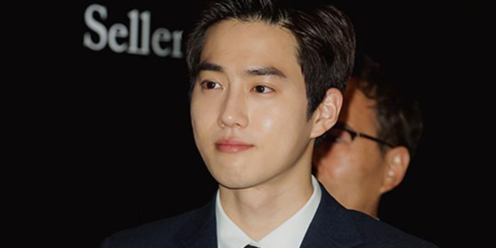 EXO成员SUHO被委任为澳门国际电影节宣传大使