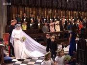 """哈里王子大婚礼成 """"哥们儿""""奥巴马缺席"""