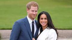 英女王正式册封哈里 梅根头衔创英国历史