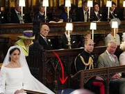 哈里王子婚礼:有一个空座位特别留给了戴安娜王妃