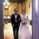 阿嬌婚禮乾爹劉鎮偉充任父親 公公高度認可兒媳