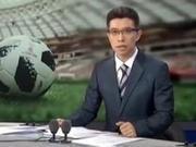 """央视""""段子手""""主播朱广权打油诗报道世界杯"""