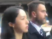 高云翔申请保释开庭听证 董璇现身法庭拒媒体提问
