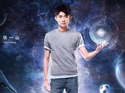 张一山首跨界体育变明星制片人 脑洞宇宙遇神秘人