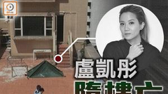 卢凯彤坠亡案件列为自杀 现场未发现遗书