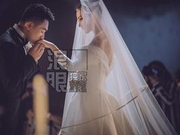 张馨予何捷婚礼誓言曝光 真情告白温馨感人