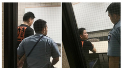 刘强东被捕手铐照曝光 警方:涉嫌一级强奸重罪