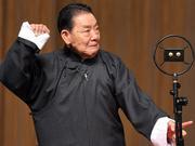 单田芳告别仪式9月15日举行 遗憾还有评书未说完