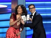 吴珊卓艾美颁奖吐槽奥斯卡:得奖的是《爱乐之城》