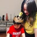 嗯哼大王五歲啦!杜江霍思燕爲兒子慶生溫馨十足