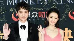 冯绍峰团队独家回应结婚:一道分享他们幸福的喜悦