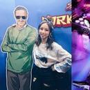 鄧紫棋發文悼念斯坦-李 曾爲她創造超級英雄角色