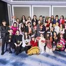 華研尾牙42位藝人齊聚祝賀 宣佈與福原愛簽約