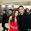 温碧霞与刘青云相见同框 老友再聚会满满都是回忆