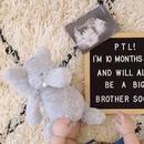 吴雨霏宣布怀二胎喜讯 大儿子刚满十个月