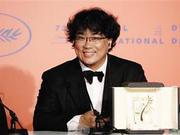 戛纳获大奖是韩国电影的胜利 也是奉俊昊的胜利