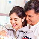 新手爸爸陳展鵬慶祝父親節趕三場 曝女兒開始認人