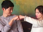 曝宋仲基从《阿斯达》拍摄开始已与宋慧乔分居