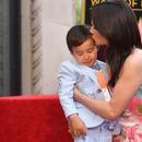 劉玉玲帶兒上星光大道被媽批評:他可能會被綁架