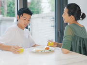 神仙爱情!张晋vlog晒老婆做早餐 蔡少芬自夸贤德