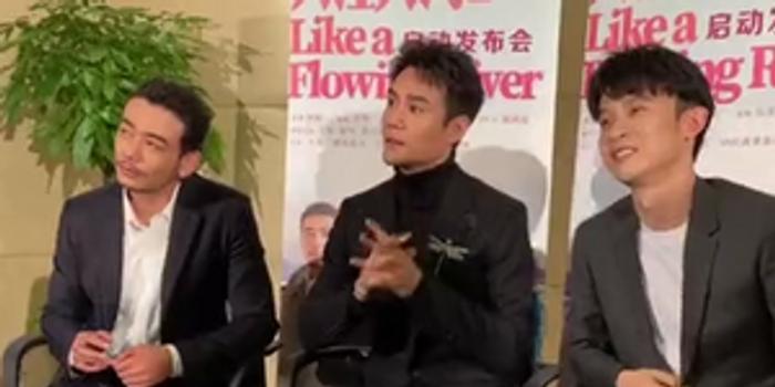 """王凯帮董子健回应""""我不配"""":我们是F3啊"""