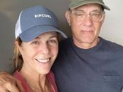 汤姆·汉克斯夫妇出院 5天前确诊感染新冠