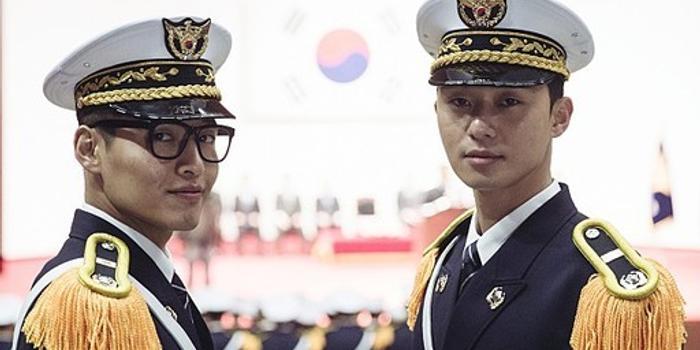 樸敘俊姜河那主演電影《青年警察》被翻拍成日劇