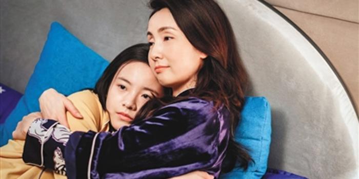陶虹坦言自己和女儿关系太好 不焦虑源于自我满足