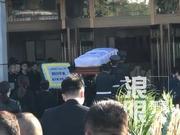 视频:臧天朔遗体告别仪式10月2日在北京东郊殡仪馆举行