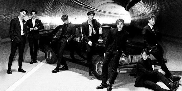iKON携新曲《I'M OK》回归 预告照依旧黑白风格