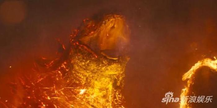 《哥斯拉2》日本版预告 哥斯拉基多拉王者对战
