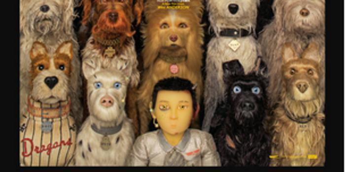 近日,由好莱坞怪才导演韦斯·安德森执导的动画电影《犬之岛》(暂译)
