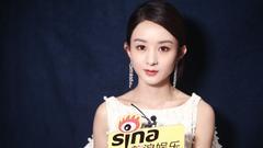 赵丽颖:人气对演员是辅助,对表演的初衷不能忘