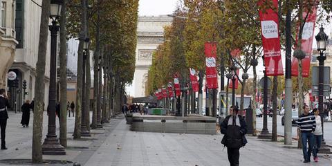 巴黎恐袭让奢侈品行业蒙阴影