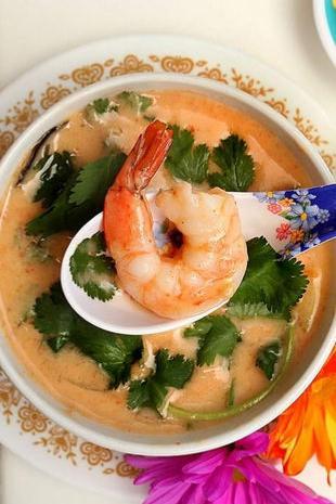 """天冷""""泰对胃"""" 辛辣过瘾的泰国美食"""