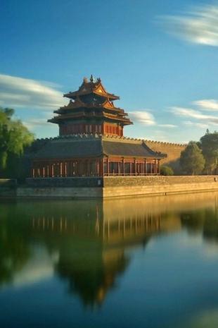 手机拍摄的北京十二时辰 美到没朋友!