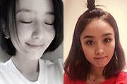 时尚发型|赵丽颖佟丽娅短发美出新高度