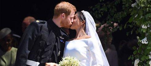 直击英国哈里王子皇室大婚