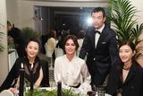 迪奥晚宴超模贝拉温妮拼长腿 王丽坤赵涛斗优雅