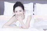 谢娜时尚大片曝光 温婉动人展示优雅微笑