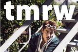 吴亦凡登英国杂志《tmrw》封面 展现超强时尚表现力