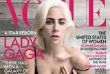 LadyGaga登上《VOGUE》杂志十月刊