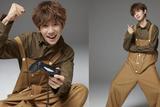 王源登《时尚cosmo》十月刊封面 自信率真彰显少年力