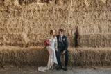 乡村田园风婚礼灵感 造一座农庄隐一世闲情