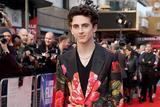 《漂亮男孩》伦敦首映 甜茶骚气西装现身靓成红毯一枝花