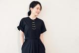 明星爱大牌:俞飞鸿穿黑色连衣裙展现知性气质