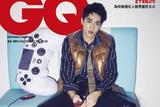 许魏洲登台湾版GQ十一月刊封面  化身玩趣少年释放率性魅力