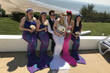 想让自己的婚礼与众不同吗?美人鱼婚礼考虑下