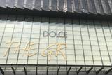 DG上海秀场拆除现场直击 Logo只剩Dolce不见Gabbana