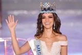 26岁墨西哥美女夺得世界小姐冠军 妆容明艳动人